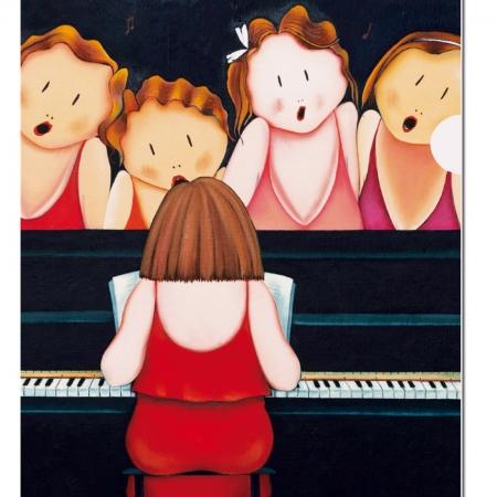 Bayreuth Buchhandlung Bekking Blitz L-Ordner Frauenchor Judith Stam