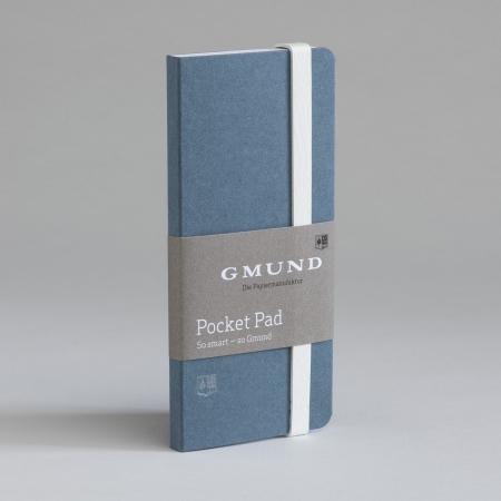 Bayreuth Buchhandlung Gmund Pocket Pad denim