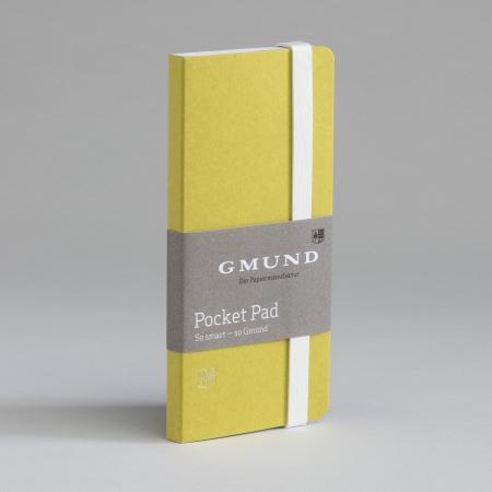 Bayreuth Buchhandlung Gmund Pocket Pad lime green
