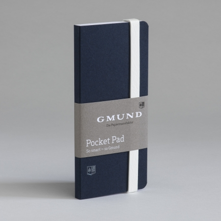 Bayreuth Buchhandlung Gmund Pocket Pad midnight